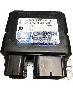 Ford JK2T-14B321-BG  Air Bag ECU Reset