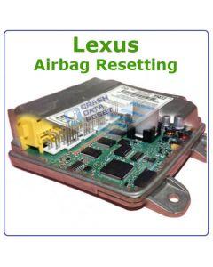 LEXUS 89170-0E010 Air Bag ECU Reset