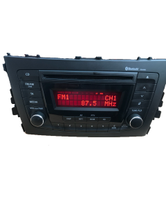 Suzuki Panasonic CQ JZ93F0TT 39101-84M60 Decode