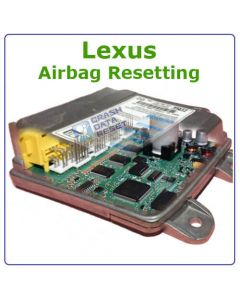 LEXUS 89170-0E010 Air Bag ECU Reset