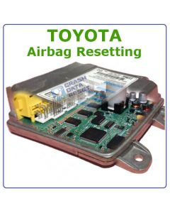 Toyota airbag reset